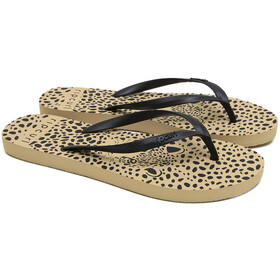 Rip Curl Animal Sandalias Mujer, black/tan